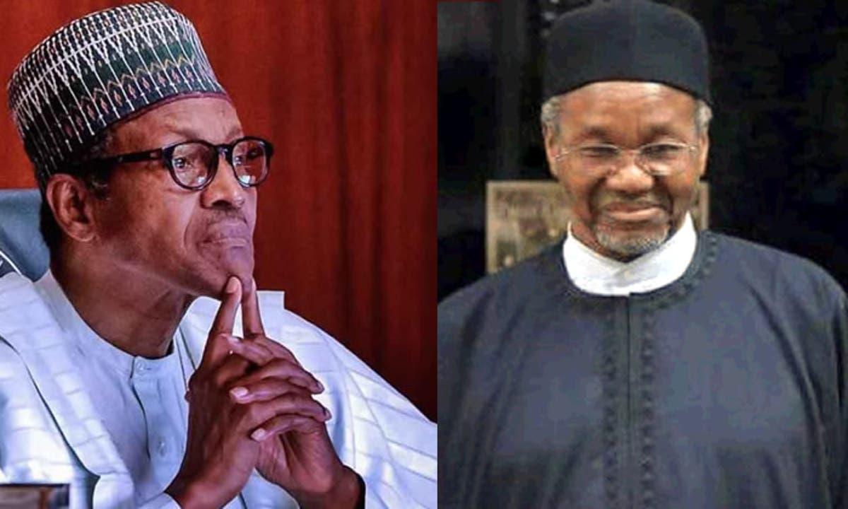 Buhari's nephew Mamman Daura