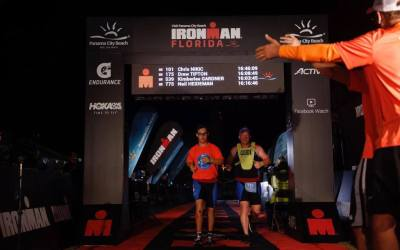 Chris Nikic, YOU ARE AN IRONMAN!