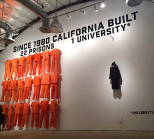22 Prisons to 1 University