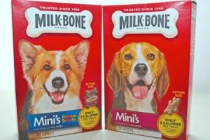 Milk Bone Mini Biscuits