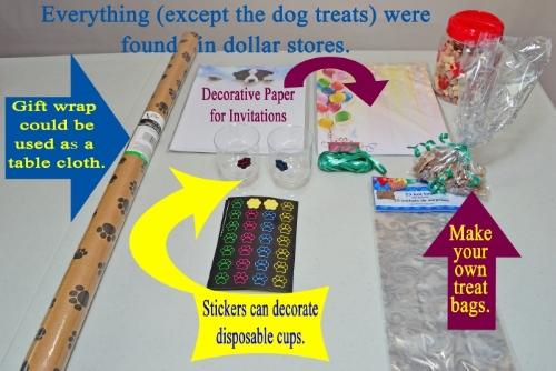 Ideas for Dog Celebration 500x