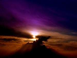 Silver Violet Flame Reiki