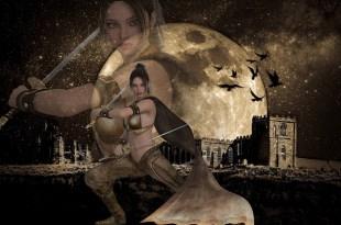 Bold Warrior Goddess Within