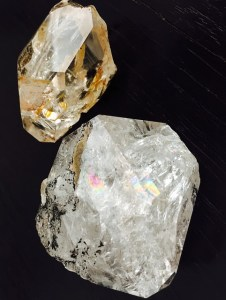 Herkimer Diamond Ray