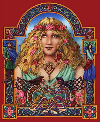 Goddess Branwen Empowerment
