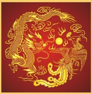 Dragon Phoenix Energy Empowerment