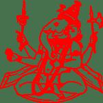 Ganesha Spiritual Energy Flush