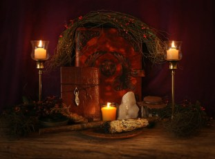 Pagan Wheel of the Year Attunements