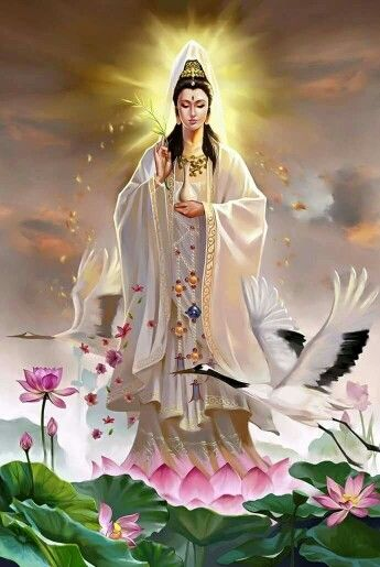 Money Blessings of Kuan Yin