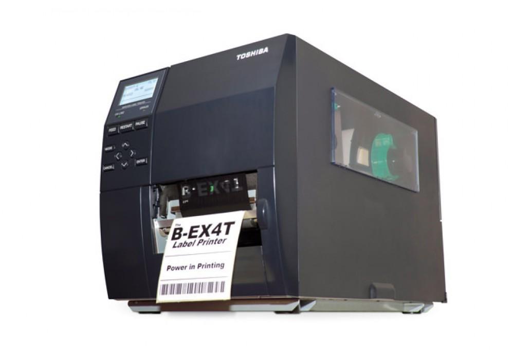 stampante etichette barcode toshiba