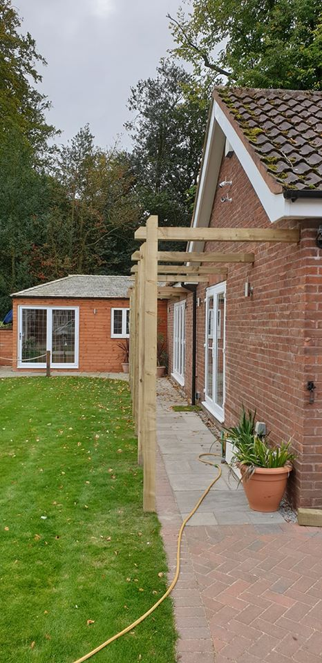 Carpentry And Joinery In East Yorkshire outside joinery