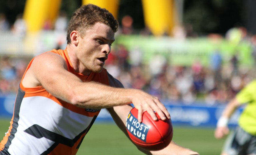 Heath Shaw Greater Western Sydney Giants