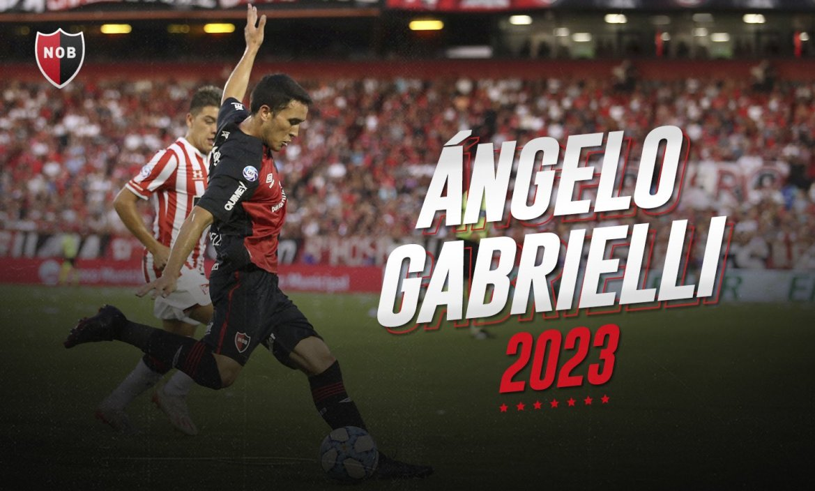Club activates transfer clause for Ángelo Gabrielli