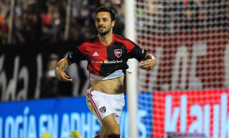 Ignacio Scocco's best goals for Newell's Old Boys