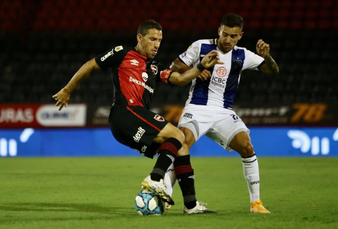 Newell's 1-1 Talleres: La Lepra surrender lead to 10 men