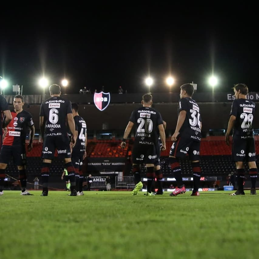 Next phase beckons as Newell's welcome goal-shy Estudiantes on Saturday