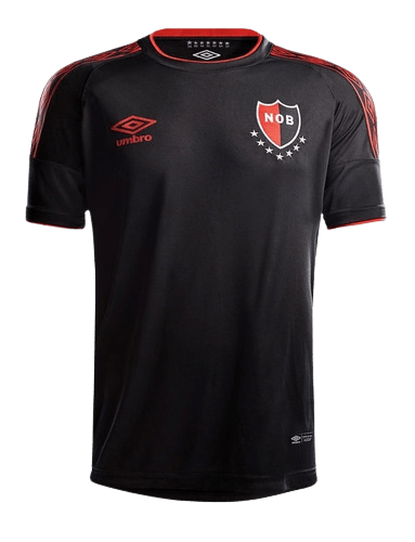 Newell's Old Boys 3rd Shirt Black 2018
