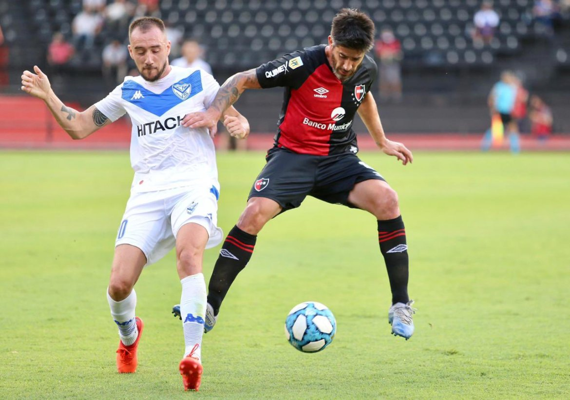Newell's 0-1 Vélez: missed chances cost Lepers
