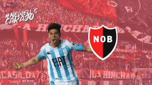 Cristaldo signs for Newell's Old Boys
