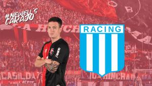 Anibal Moreno joins Racing on loan