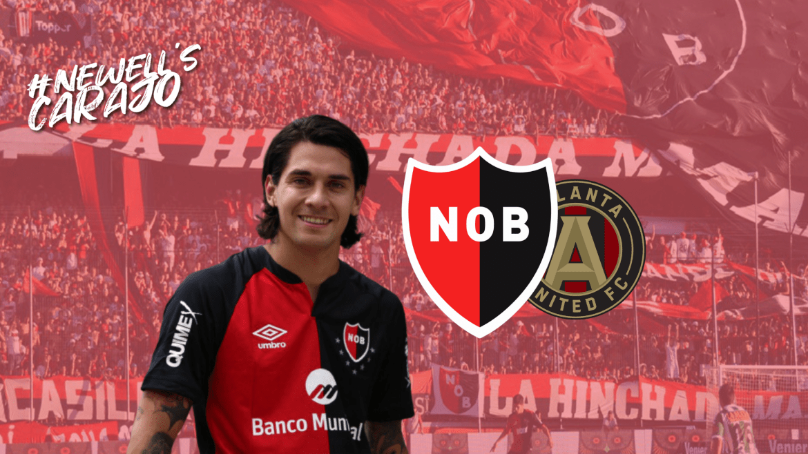 OFFICIAL: Franco Escobar returns to Newell's on loan from Atlanta United