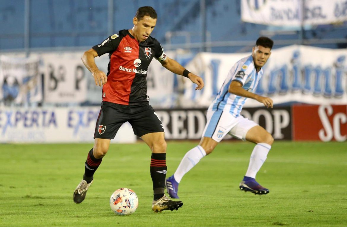 Highlights: Atlético Tucumán 2-2 Newell's Old Boys