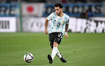 Milton Valenzuela Argentina U23s