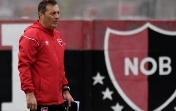 Frank Kudelka leaves Newell's