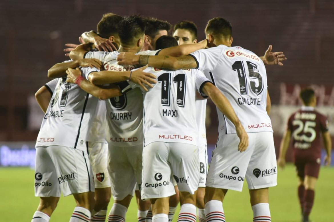 Lanús 1-3 Newell's: Cacciabue lifts the monkey off El Mono's back as Lepra earn first win of 2021