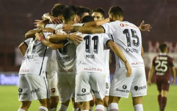 Newell's win against Lanús