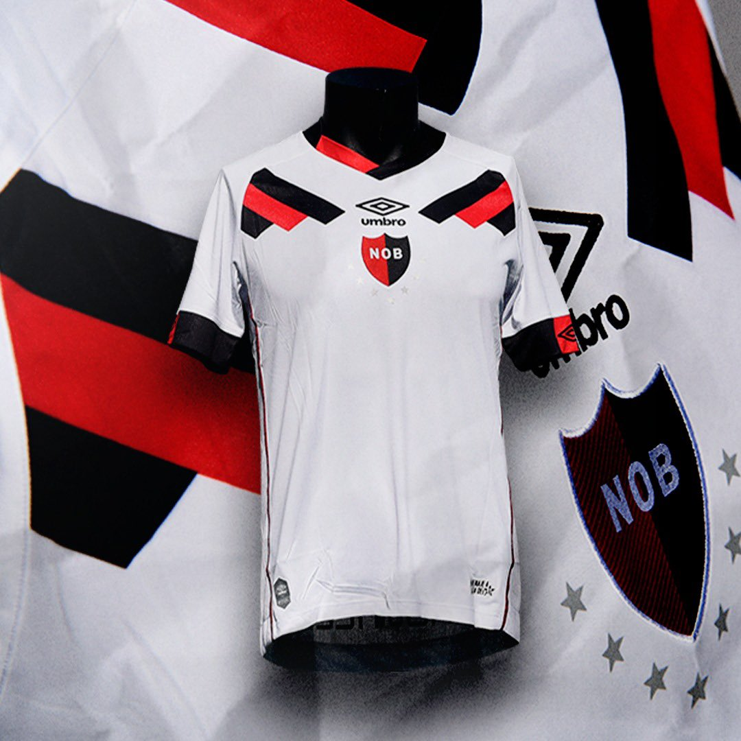 Newell's Old Boys launch new retro-look away shirt for 2021-22