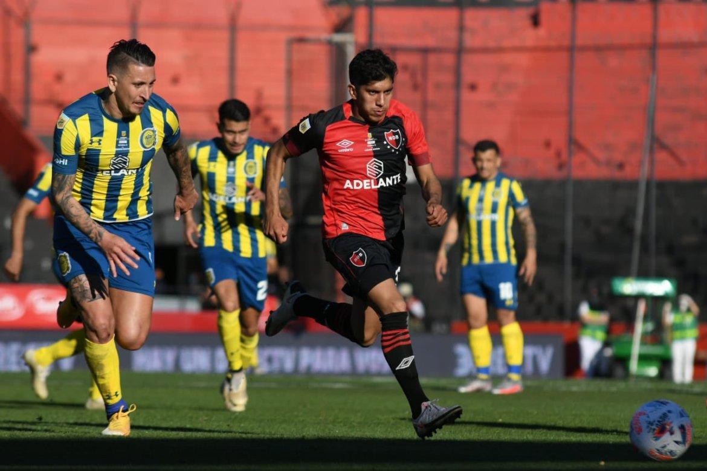 Newell's 1-1 Central: a goal each in entertaining Clásico