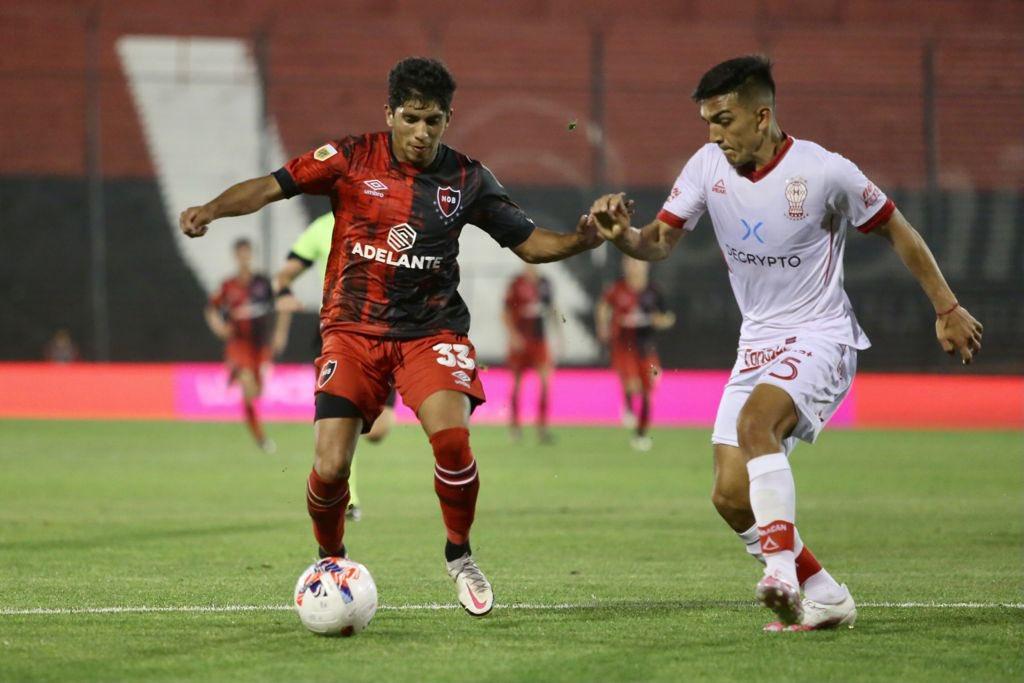 Highlights: Newell's 0-1 Huracán