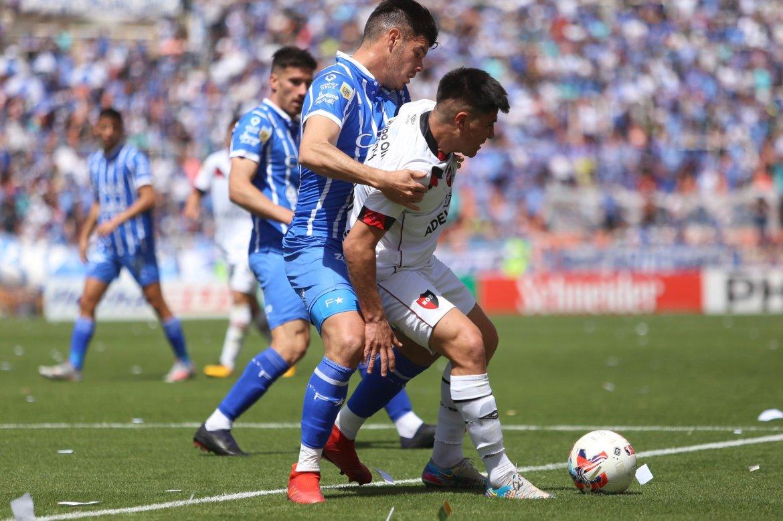 Highlights: Godoy Cruz 2-2 Newell's