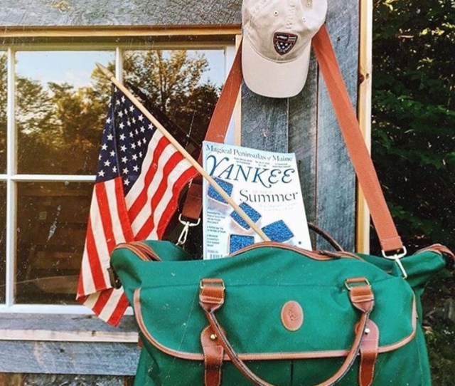 An Impromptu 4th Of July Weekend Trip To Maine Complete With The Summer Issue Of Yankee