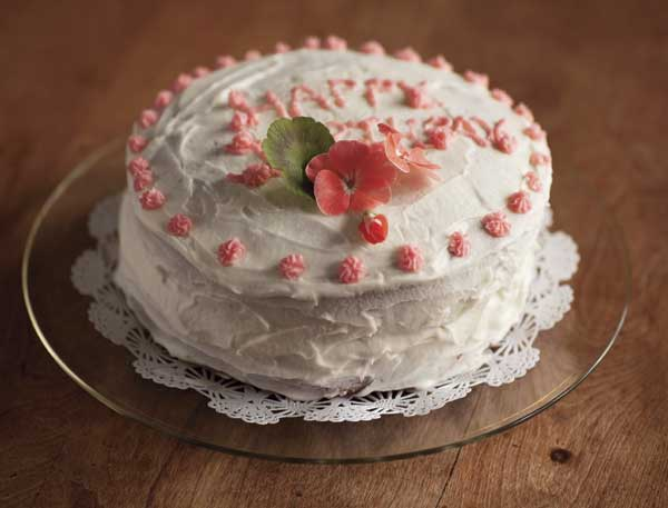 Easy Homemade Birthday Cake Recipe