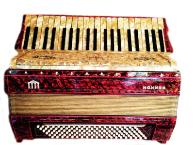 Hohner Red 4/5 Reed