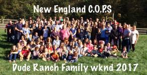 2017 Dude Ranch Family Weekend