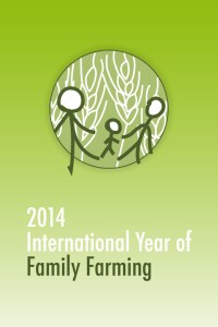 2014 International Year of Family Farming
