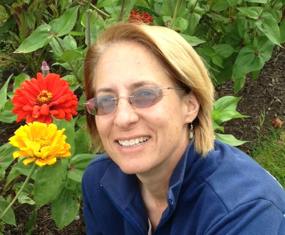 Photo of Laurie McKee, a relationship coach that assists lesbian friendly workshops for lgbt couples.
