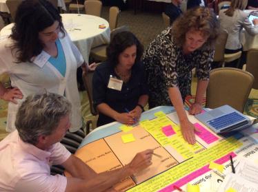"""Maine Educators at the """"Teach to Lead"""" Summit"""