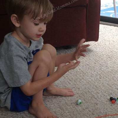 Marbles – Math or Mayhem?