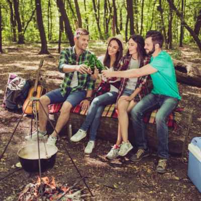 Camping Fun Games For Adults To Play