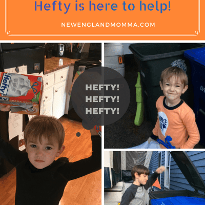 Need Help to make taking out the Trash Fun?  Hefty is here to help!