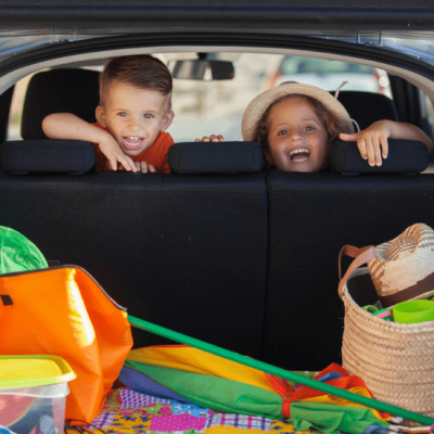 27 Snack Ideas for Road Trips to Keep your Kids Happy