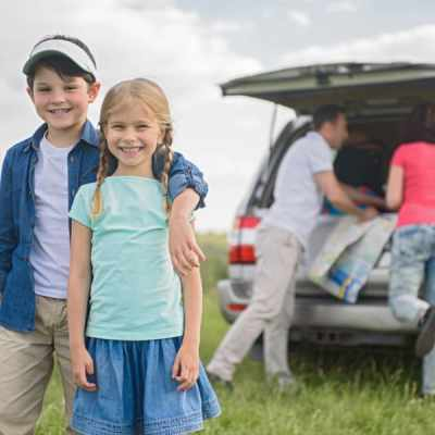How to Pack for a Road Trip for Busy Moms