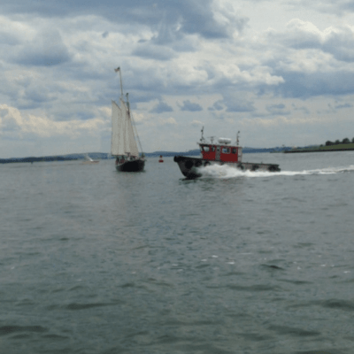 Day Trip to George's Island – Boston, MA