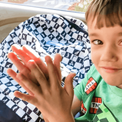 sanitizer great for school kids