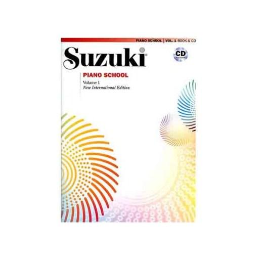 suzuki-piano-method-book-1