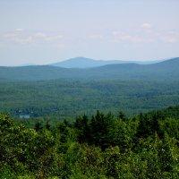 Hiking Pitcher Mountain